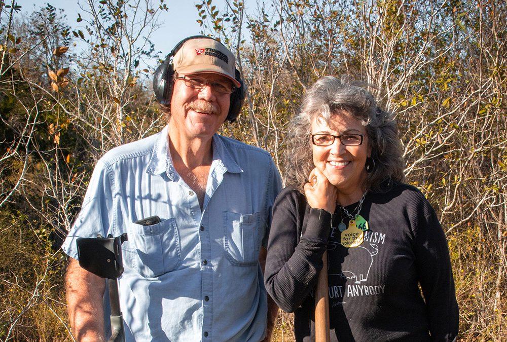 Renee King Sonnen & Tommy Sonnen