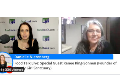 Food Talk Live: Special Guest Renee King-Sonnen