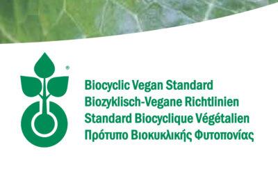 Biocyclic Vegan Standard